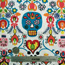 Alexander Henry CALAVERAS DEL MAR Natural Bright Multi Quilt Fabric by the Yard