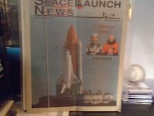 Sts-95 John Glenn hand signed Space News magazine Collectors Issue Plus