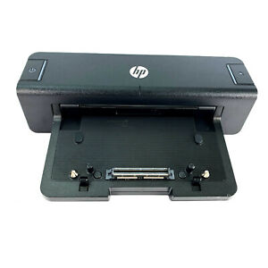 HP Laptop Advanced USB 3.0 Dock Docking Station Port Replicator