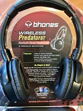 Bluetooth Headphones - High quality engineered - with microphone