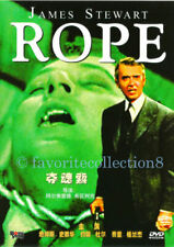 Rope Alfred Hitchcock James Stewart John Dall 1948 DVD