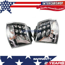 Outer Outlander Taillight A 2007-12 Pair For Mitsubishi XL Brake Rear L&R Light