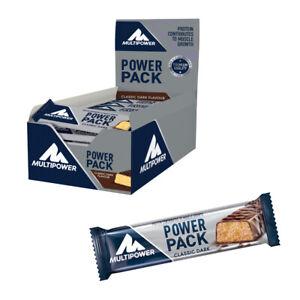 Multipower Power Pack Classic 24er Pack / Eiweißriegel Proteinriegel