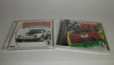 Sega Rally Championship 2 Complete CIB & NEW/SEALED Sega GT Sega Dreamcast Games