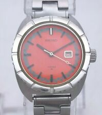 Vintage Seiko Chorus Echo Rally Dial 17J 2518-0180 Manual Wind Women Diver Watch