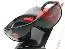 BOLLE Shiny Black ANACONDA Anti-Fog TNS Gray Lens POLARIZED Sunglasses! 10338