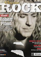 Classic Rock #23 January 2001 - Robert Plant, Hanoi Rocks, Genesis, Megadeth