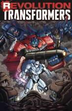 REVOLUTION: TRANSFORMERS TPB Transformers, GI Joe, Micronauts, Rom IDW Comics TP
