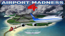 AIRPORT MADNESS 4 - Steam chiave key - Gioco PC Game - Free shipping - ROW