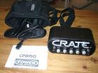 Crate Power Block CPB 150 Watts Guitar Amplifier Head for sale