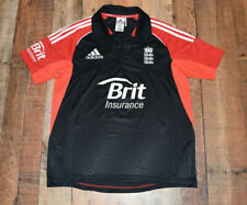 RARE KEVIN PIETERSEN Adidas England Cricket Jersey Brit Insurance Jersey Men Lrg