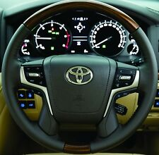 200 Series Toyota Landcruiser 2015-2017 Steering Wheel Controls Audio and Phone