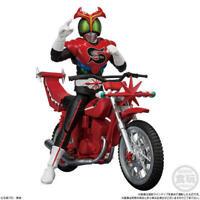 Japan Rare Bandai Shokugan Shodo-X Kamen Rider Stronger Figure with Kabuto Law