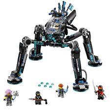 NEW LEGO Ninjago Movie Water Strider 70611 Building Kit 494 Piece FREE SHIPPING