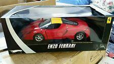 HOT WHEELS ELITE N2064 FERRARI ENZO F60 RARE ONLY 5,000 PRODUCED 1/18 NIB