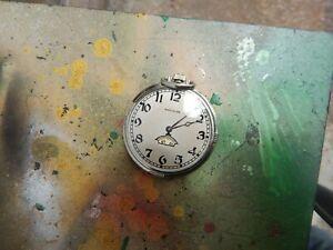 Hamilton 912 secct dial  digital model pocket watch