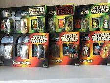 COLLECTOR PACK COMPLETA - SAM'S CLUB EXCLUSIVE - STAR WARS - POTF - 1996