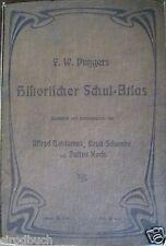 F.W. Putzgers Historischer Schul-Atlas 36. Auflage 1913 272 Haupt- und Nebenkart