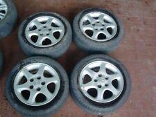 Sommerreifen Mazda Premacy Bj00 195/55 R15 85H Pirelli Alu (4)