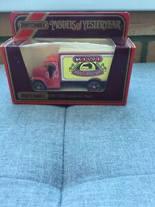 Boxed MATCHBOX Yesteryear Y301920 AC Mack