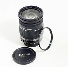 Canon EF-S 18-200mm IS AF Lens xti sl1 t2i t3i t4i t5i t6i 50D 60D 70D 80D 7D