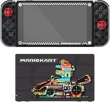 PDP Nintendo Switch Mario Kart Play & Protect Screen Protector & Skins