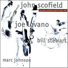The John Scofield Quartet Plays Live ( CD - Album )