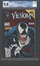 Venom Lethal Protector #1 CGC 9.8 W First Appearance in Own Title!