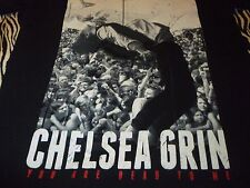 Chelsea Grin Shirt ( Used Size L ) Very Good Condition!!!