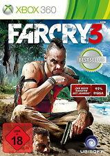 Far Cry 3 - Xbox 360 (NEU & OVP!)