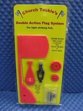 Church Tackle Double Action Flag System for Light Striking Fish 60110