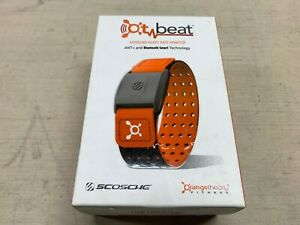 Orange Theory OT Beat Flex Heart Rate Monitor Armband & Charger