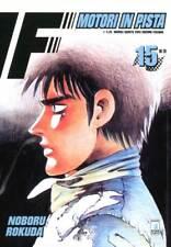 manga STAR COMICS F1 MOTORI IN PISTA numero 15