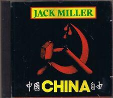 """Miller, Jack """"China""""  CD NEU RAR"""