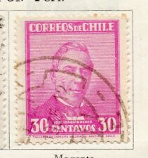 Chile 1931-34 Early Issue Fine Used 30c. 097998