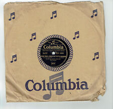 78T Jean SABLON Vinyle Phonographe MELANCOLIE - COLUMBIA DB 1691 RARE