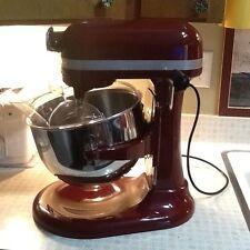 Kitchenaid Professional 600 electric stand mixer lift 6qt bowl countertop