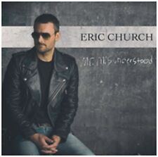 Eric Church - Mr Misunderstood - New CD Album