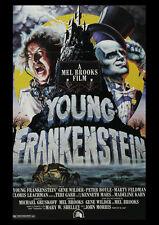 YOUNG FRANKENSTEIN REPRO film affiche