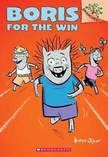 Boris #3: Boris for the Win (A Branches Book)-ExLibrary