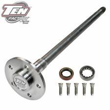 "TEN Factory Axle Shaft MG27121; 29.625"" 28 Spline Dual Bolt Pattern for GM 8.2"""