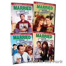 Married With Children TV Series Complete Season 1 2 3 4 5 6 7 8 Box/DVD Sets NEW