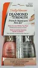 Sally Hansen Diamond Strength French Manicure Pen Kit, 3227 Beige Ballet