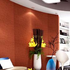 PE Foam 3D Wallpaper DIY Wall Stickers Wall Decors Embossed Brick Stone Adhesive