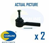 2 x FRONT TRACK ROD END RACK END PAIR COMLINE OE REPLACEMENT CTR3292