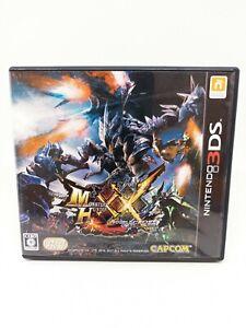 Nintendo 3DS - Monster Hunter Xx Version Japan