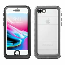 iPhone 8 Case | Pelican Marine Waterproof Case -fits iPhone 8 and iPhone 7 (Clea