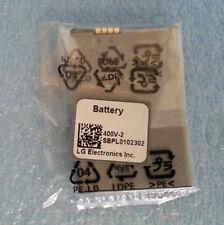 Battery LG LGIP-400V SBPL0102302 1500mAh VS660 Vortex