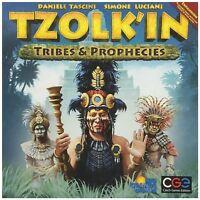 Stämme und Prophezeiungen Tzolk Im Maya Kalender Brettspiel - Erweiterungspaket