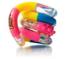 Tangle Jr Textured Fidget Sensory Toy Pink Yellow Blue Autism SPED Aspergers